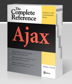 The Complete Reference: Ajax by Thomas Powell